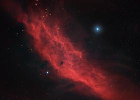 California Nebula- - Samy Olabi - OctNov