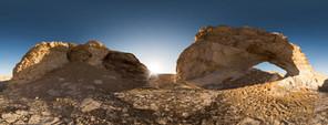 WESTERN DESERT- EGYPT - JULY 2018--Ghais