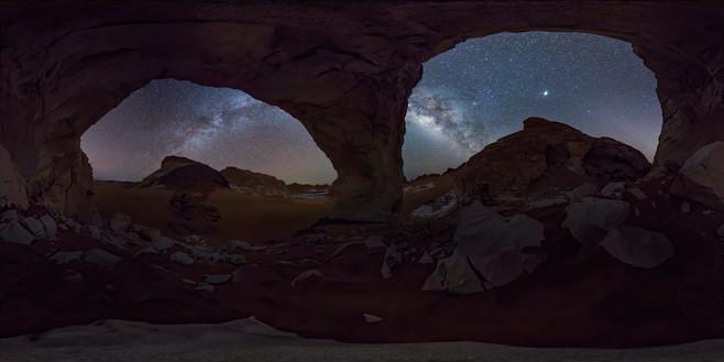 360-WESTERN DESERT CAVES- EGYPT