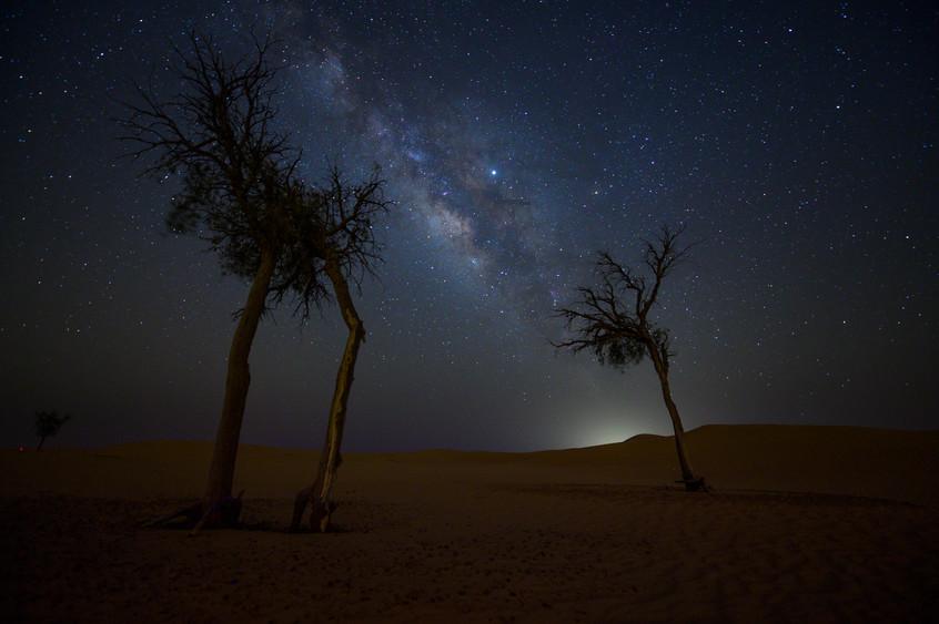 UAE Different landscapes