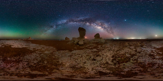 360 - WHITE DESERT- EGYPT