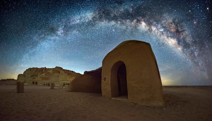 Abandoned -Wadi Hitan