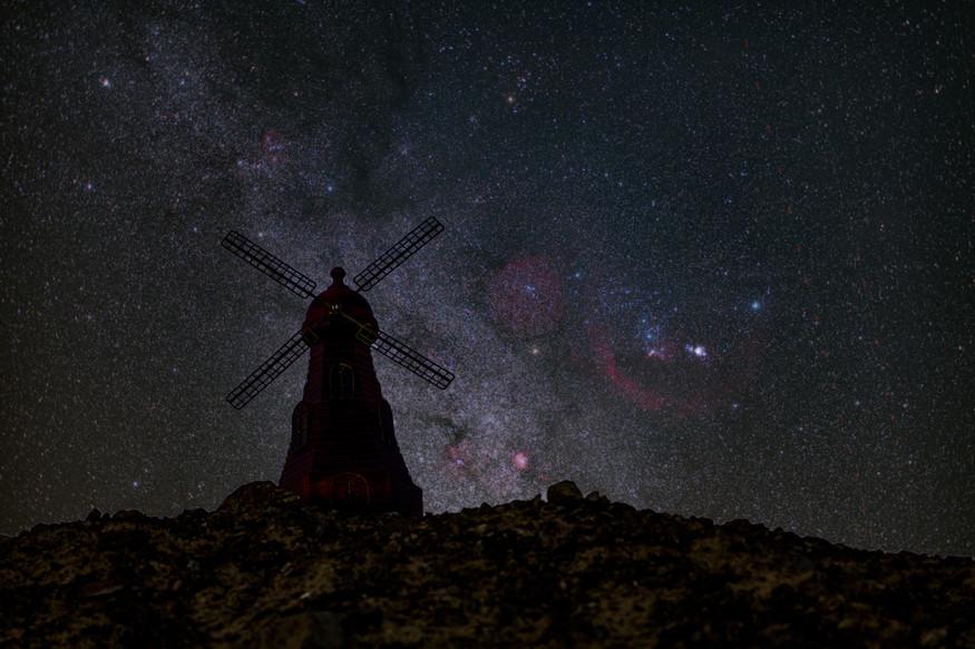 windmill-sky