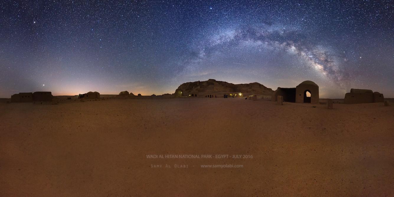 360-Wadi Hitan National Park