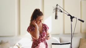Top LA Vocal Coach Kira Recording erika.JPG