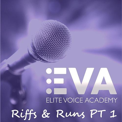 Video Lesson 5: Riffs & Runs 1