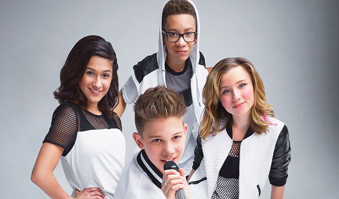 Kidz Bop Kids - top vocal coach LA