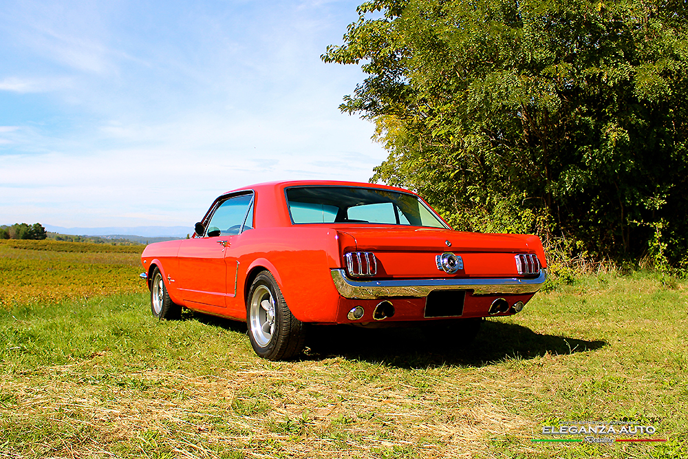 FORD MUSTANG COUPE .65