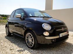 FIAT 500 Serie spécial DIESEL