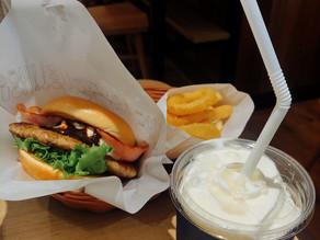 摩斯漢堡×日本酒 獺祭