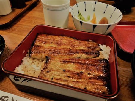 土用丑之日,就是要吃鰻魚飯!