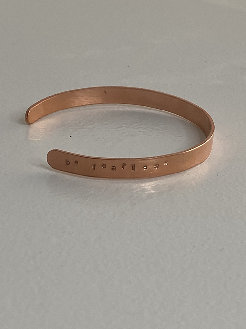 be fearless bangle