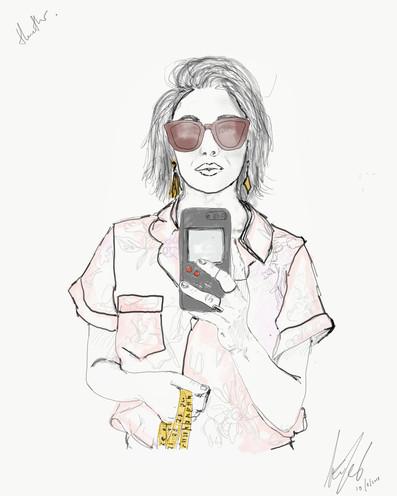 Heather, Designer