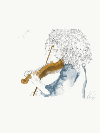 Lucy and the Violin