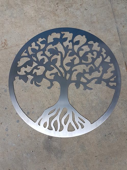 Tree Of Life Stainless