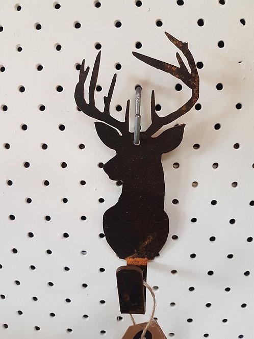 Rust Deer Hook