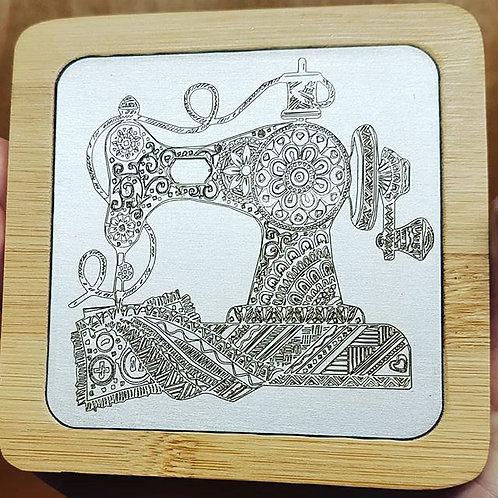 Stitch in Time Coaster