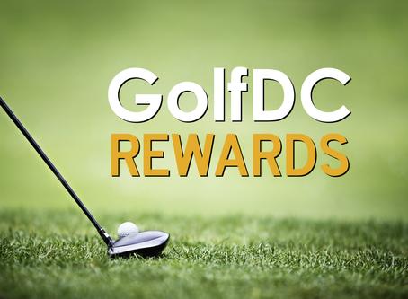 GolfDC Rewards Points Expire 3/31/20