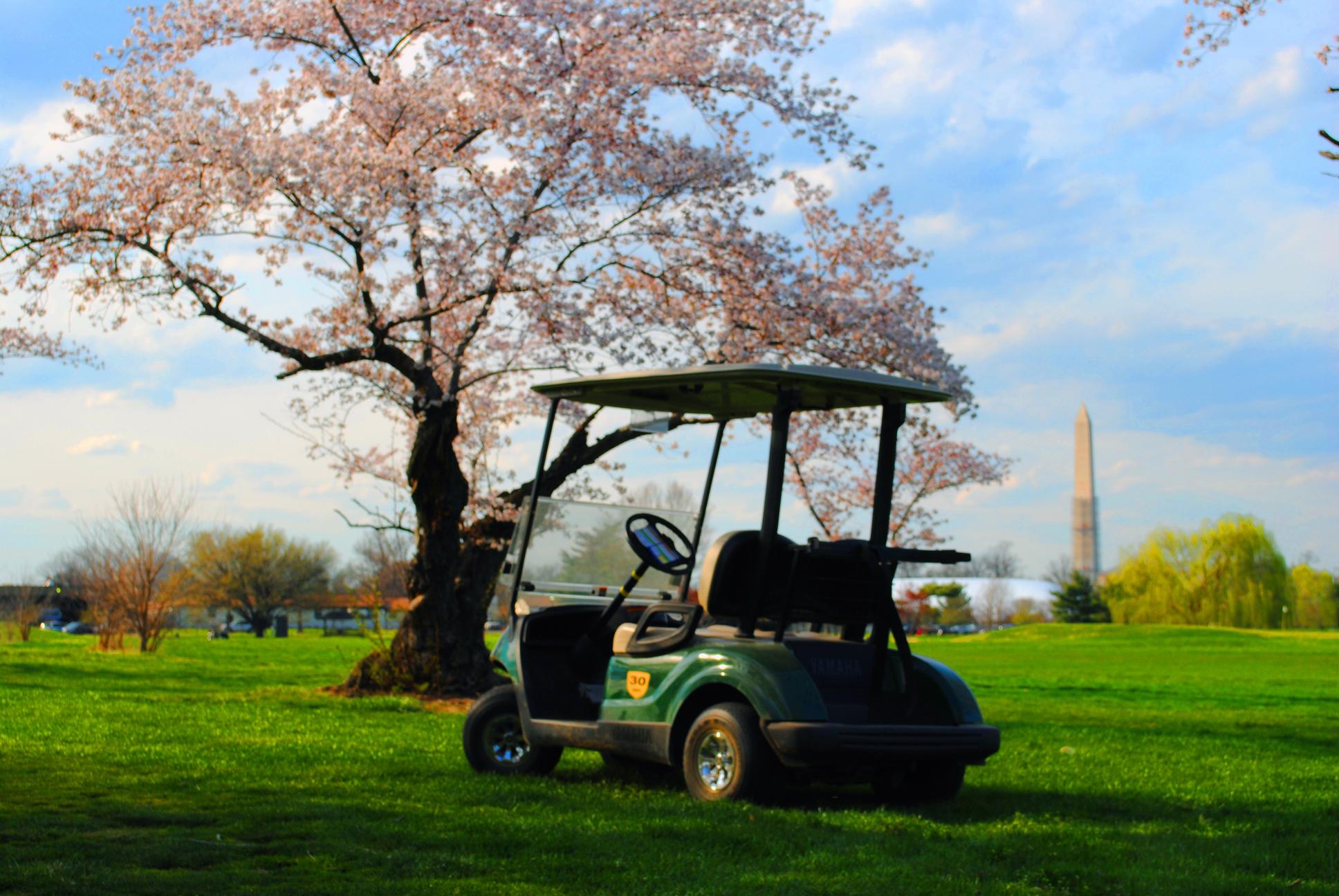 East Potomac Golf Course Washington East Potomac