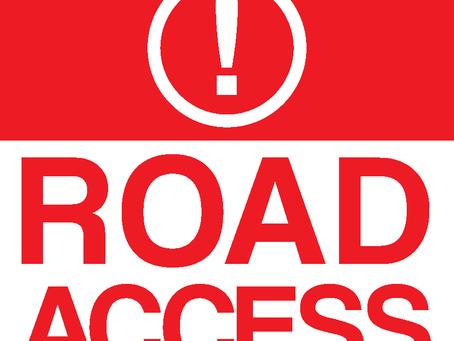 Fri 11/13, Sat 11/14, Sun 11/15:  We're Open! Use I-395 Access to East Potomac