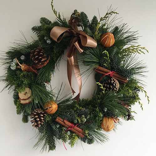 Luxury Natural Wreath