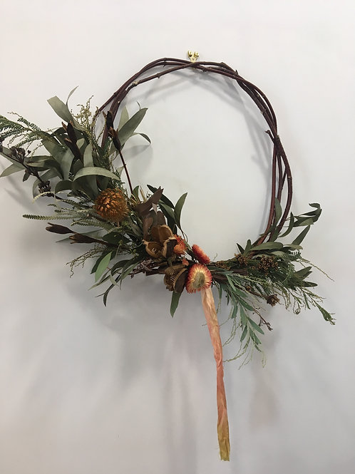 Wild & Natural Wreath
