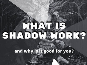 What is Shadow work and why is it good for you?