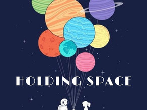 Holding space