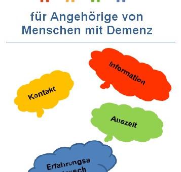 Gesprächskreis für Angehörige von Menschen mit Demenz