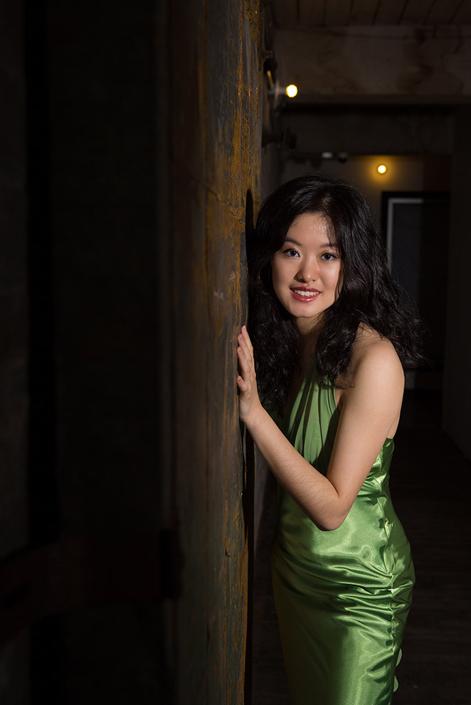 Angie Zhang Press Photo