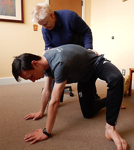 Individual Sessions with Julie Jacobs, NonTraditional PT