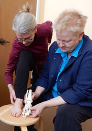 Consultatio for bodyworkers with Julie Jacobs, NonTraditional PT