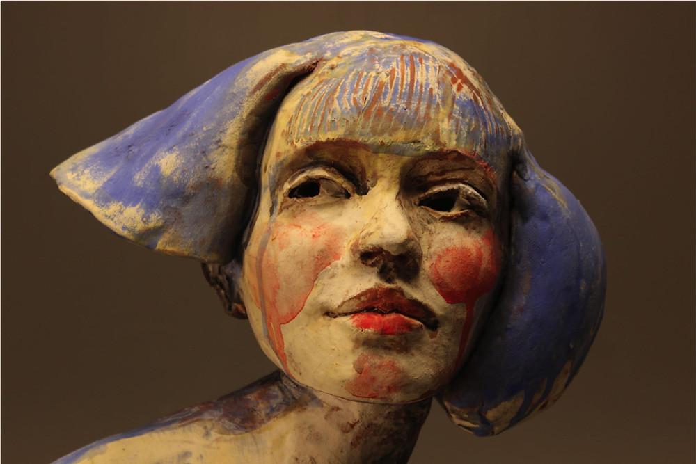Blue Bob by Joan Hornig