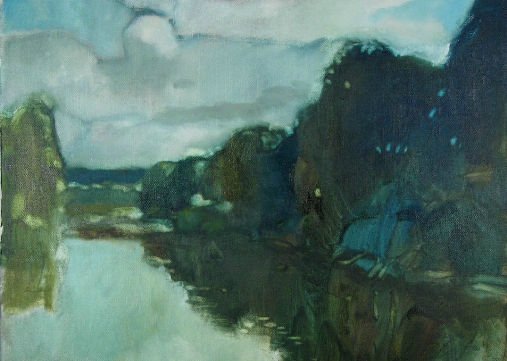 Snoqualmie River by Matthew Waddington