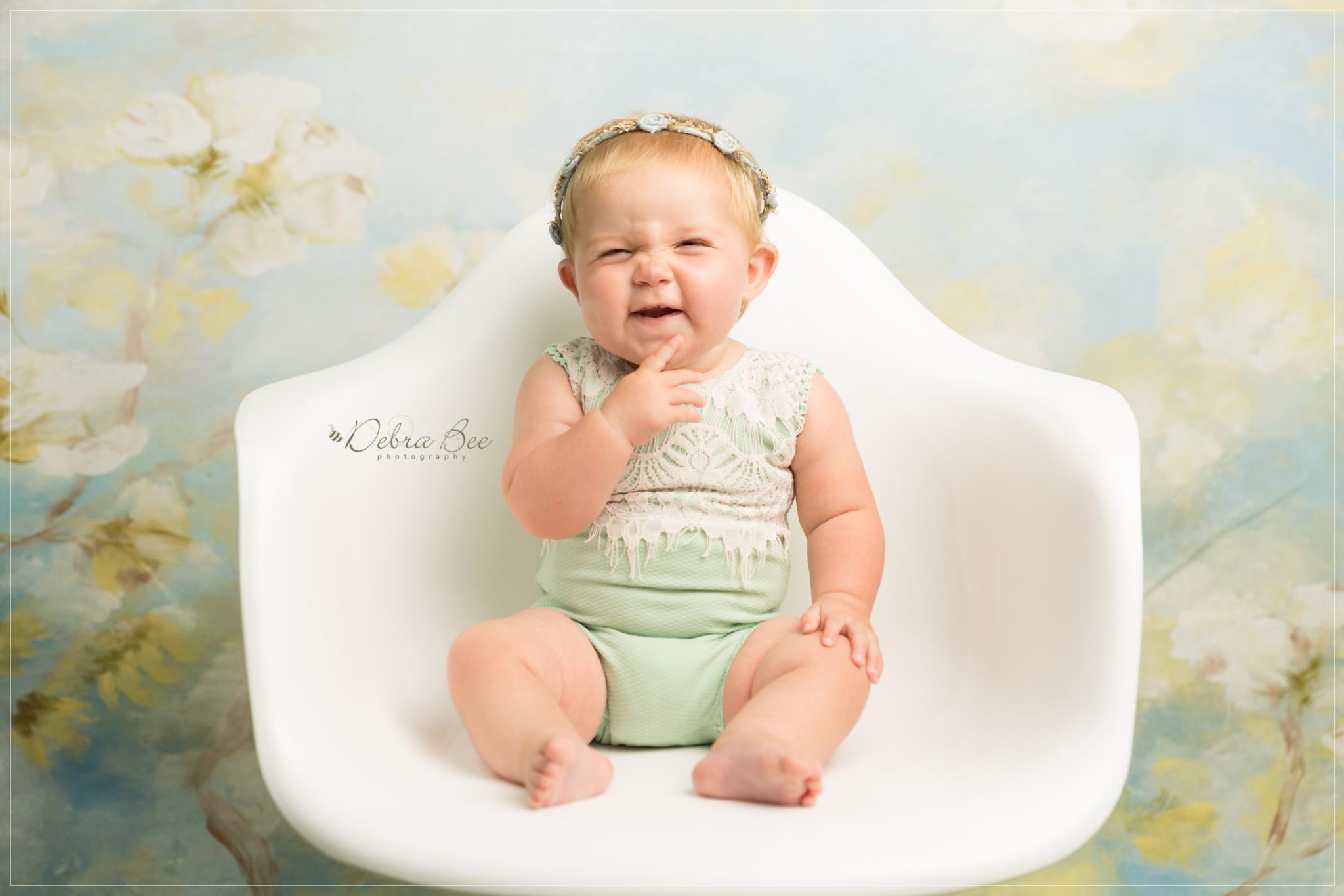 Smiley Toddler