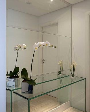 espelho de sala de santar