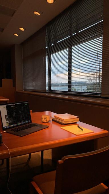 6 Hikone Study Lounge