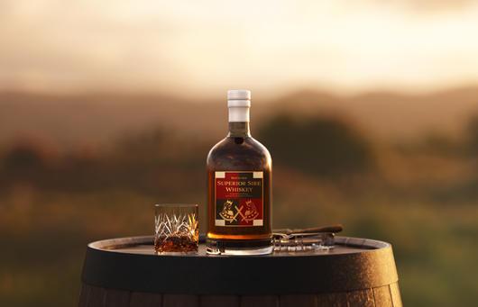 Superior Sire Whiskey Brand