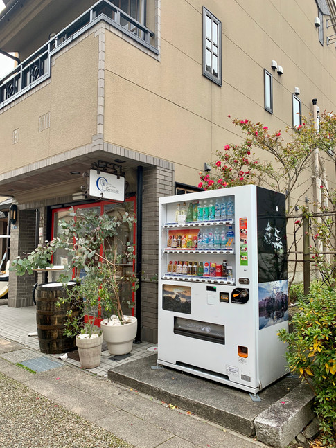 10 Flower Vending Machine