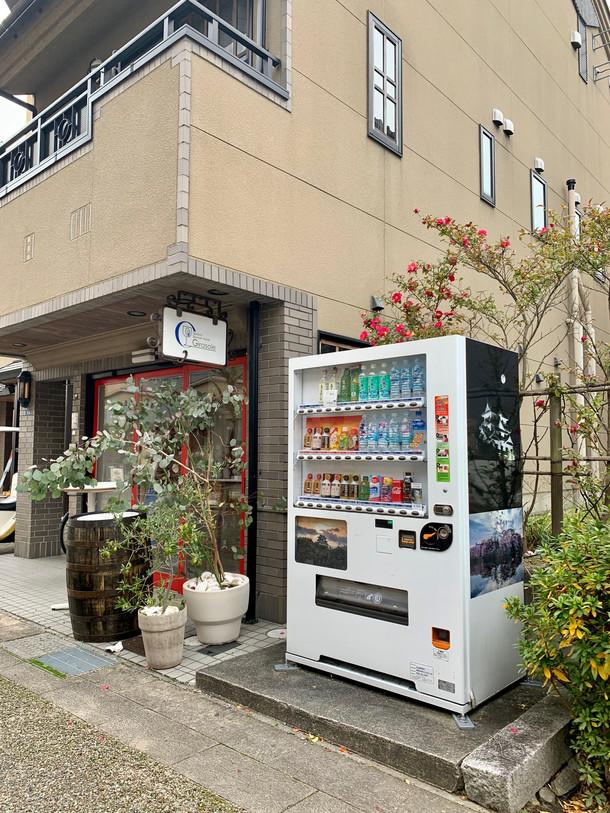 10 Flower Vending Machine