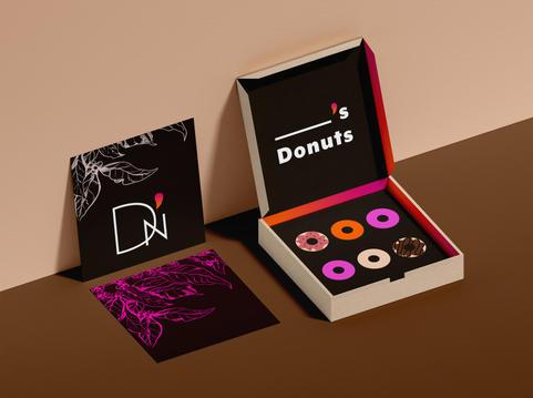 Dunkin Rebranded Packaging