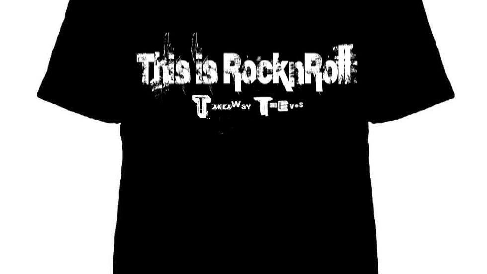 This is RocknRoll Tshirt