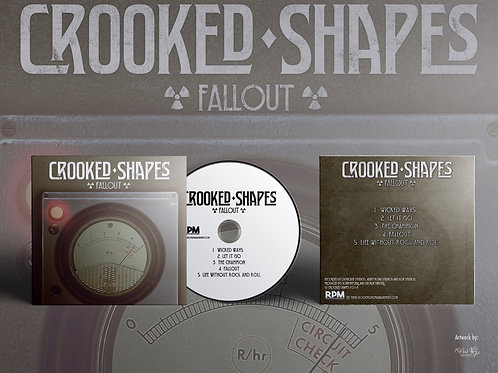 Fallout E.P. - Crooked Shapes