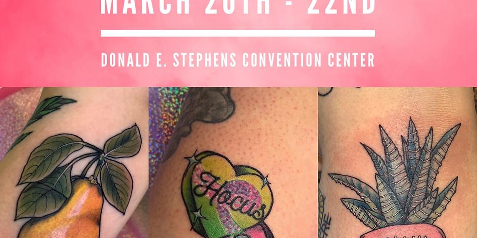 Chicago Tattoo Convention