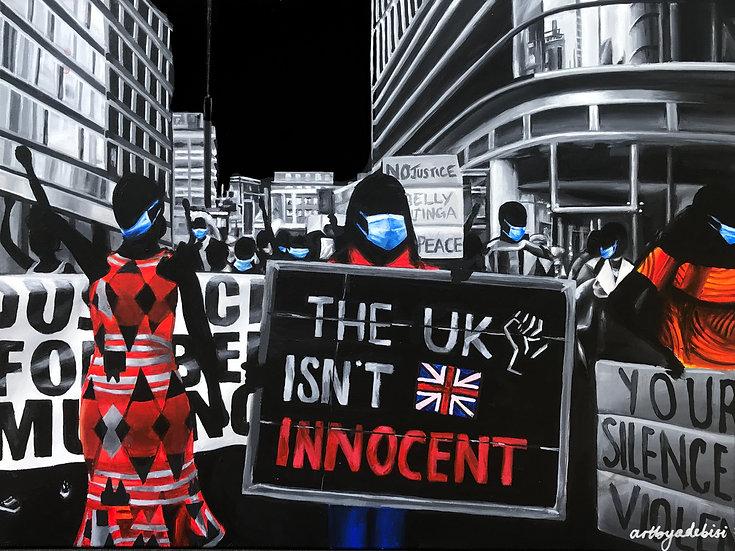 The UK Isn't Innocent