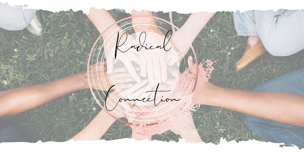 Radical Connection - Weekly Co-working Meet, March 16th