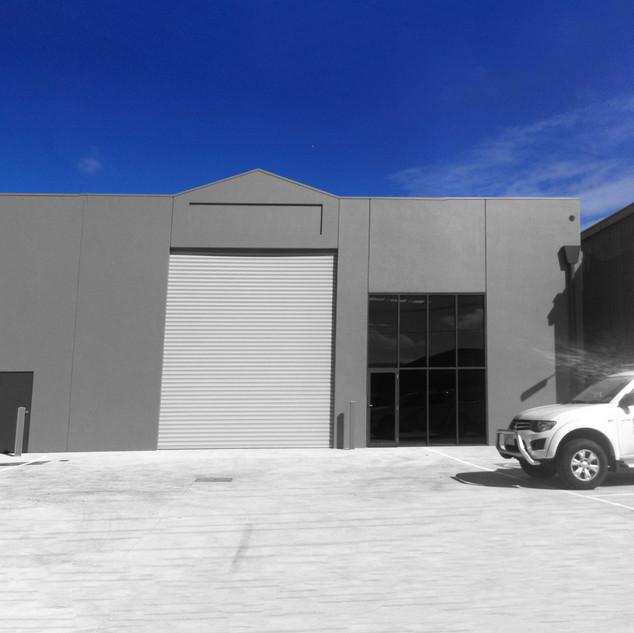 Warehouse Development in Springvale