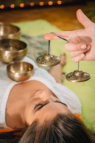Sound Healing Tibetan Bowls