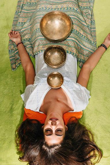 Tibetan Bowls on body