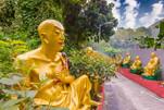 Hong Kong - Ten Thousand Buddhas Monaste